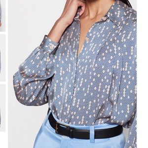 Equipment Femme Bouvier Button Down Shirt